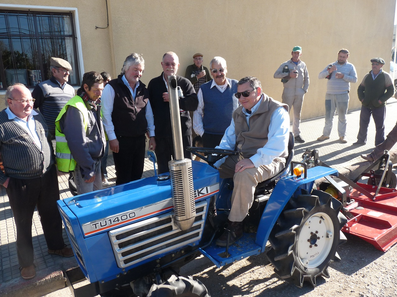 Casupa Tractor Pastera