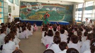 Vasca Visito Escuela de Fray Marcos - 1 Abril 09