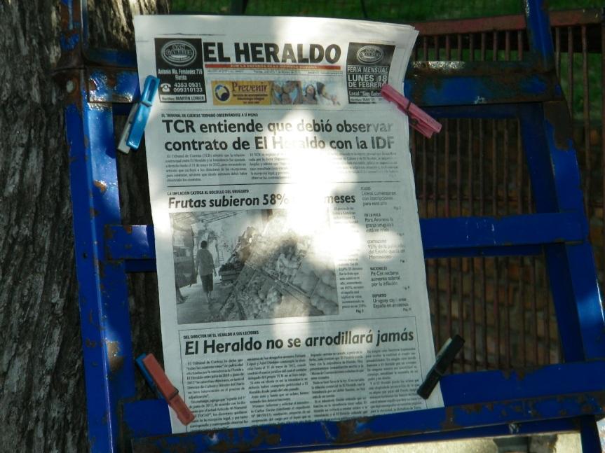"""TCR observó contratos """"fuera de lo legal"""" entre El Heraldo y la comuna en cuentas de más de $700.000"""