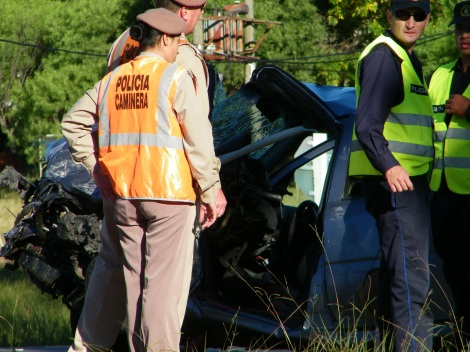 Otra víctima fatal por accidentes en Florida. La número 12 en lo que va del año. Foto: archivo FD.