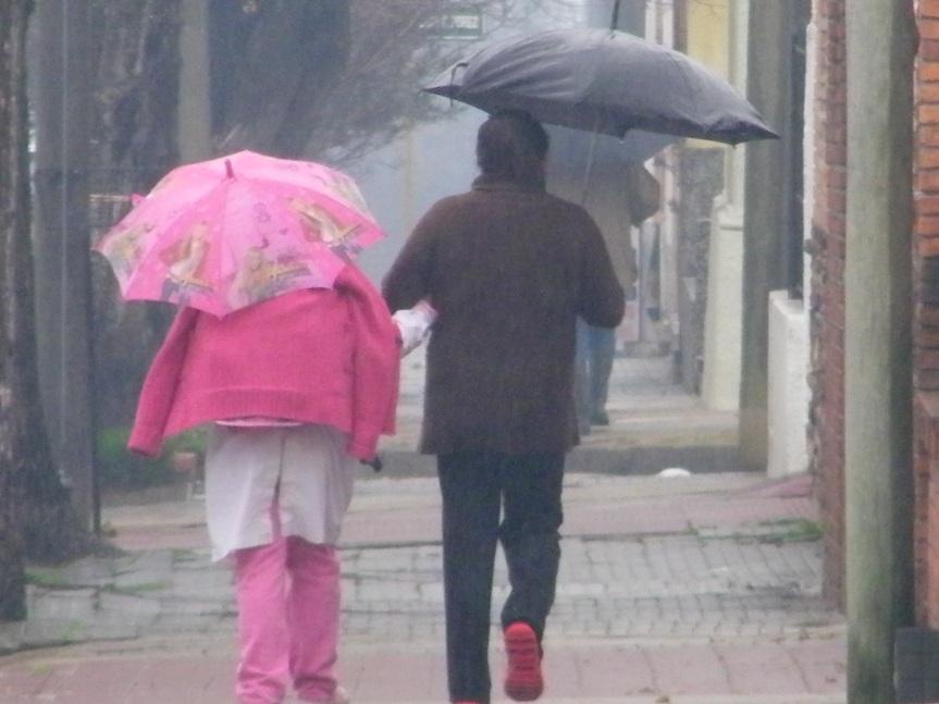 ¡Desempolvá el paraguas! Lluvias por hasta cincodías