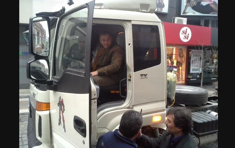 foto camión