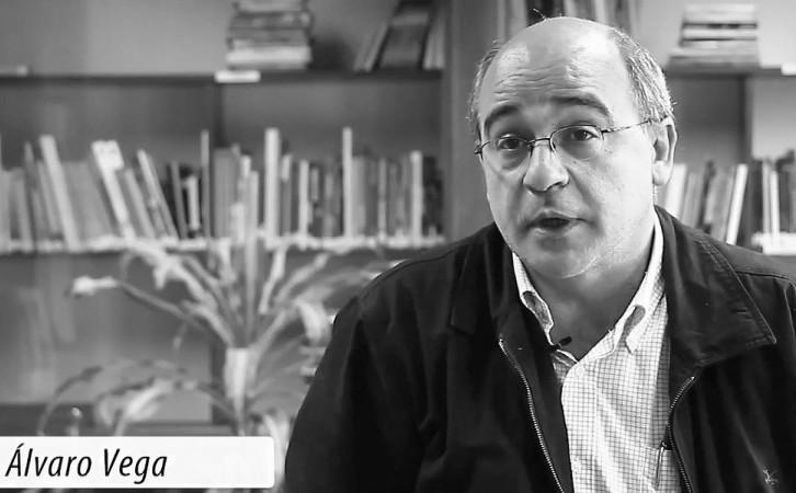 """Álvaro Vega: """"No sé qué nospasó"""""""