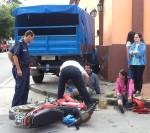 accidente 18 de Julio y Gallinal (14)