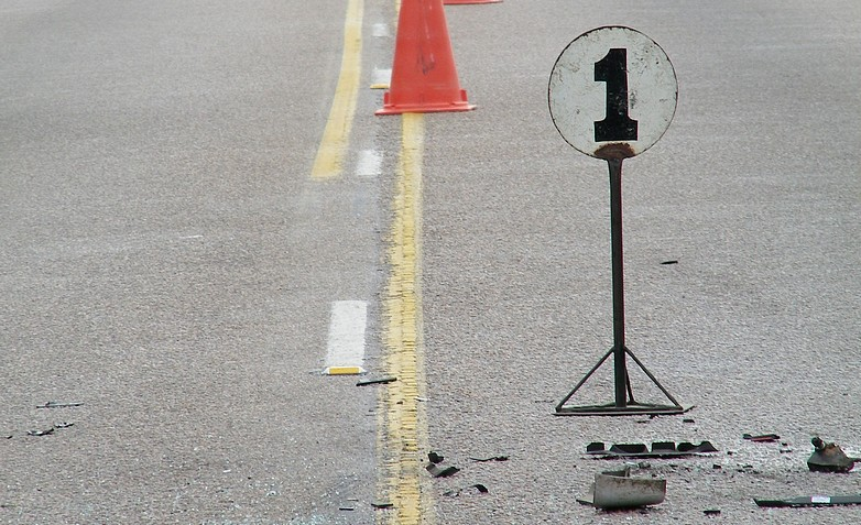 Murió motonetista en impacto con conductora brasileña en ruta5