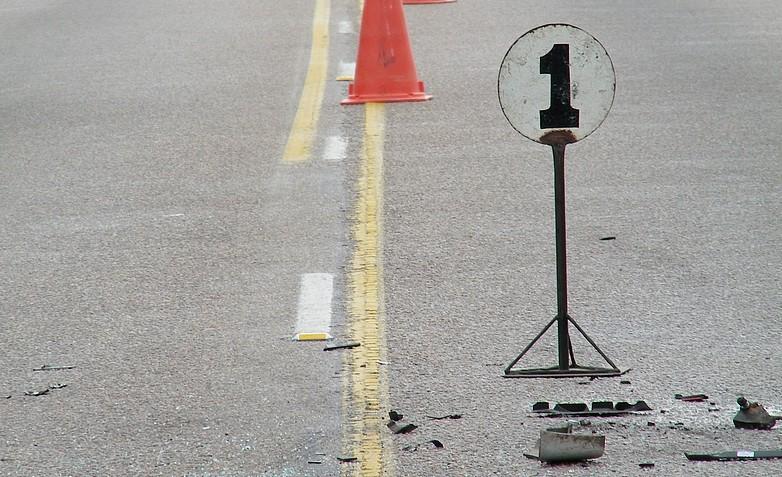Fatal: murió motonetista tras choque en ruta5