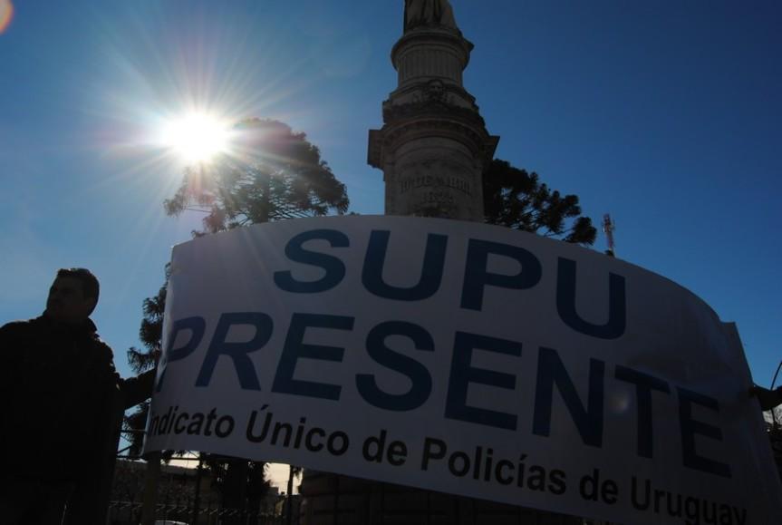 """Durazno, la Policía y Supu que reclamó respaldo: """"casi matan unPolicía"""""""