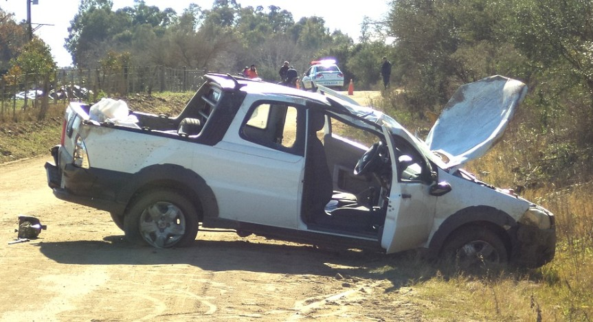 Fatal accidente en zona de LaMacana