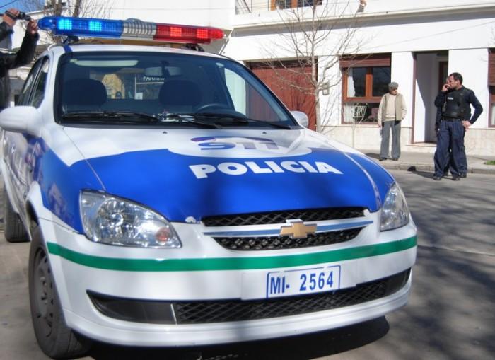 Policía nueva