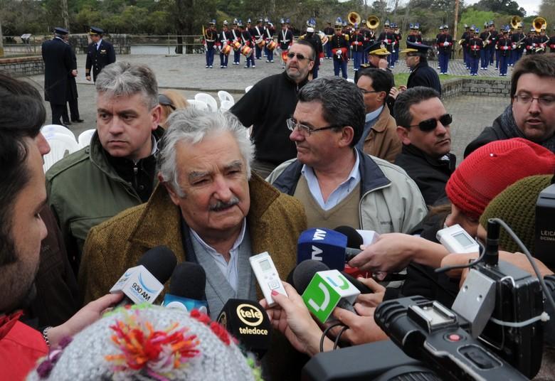 """Mujica: """"Que paz ni paz si en el mundo hay una manga de locos degollandogente"""""""