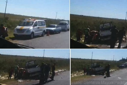 accidente ruta 56