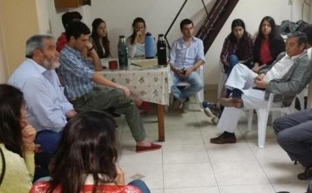 Hogar estudiantil en Montevideo. Foto: IDF