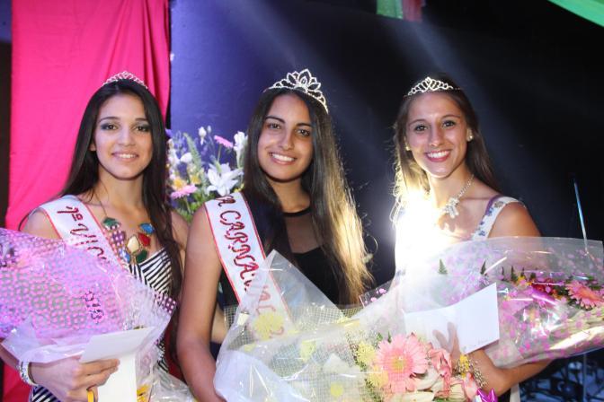 Kassandra es la reina del Carnaval 2015 Florida