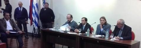 """Varela pidió olvidar el pasado con un """"yo se porque el Frente Amplio no mevotó"""""""