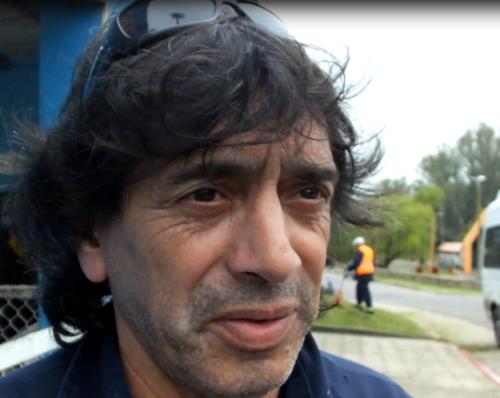 Juan Batista. Titular de la lista 13.