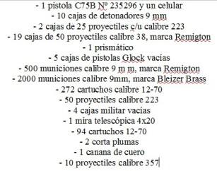 lista armas 3
