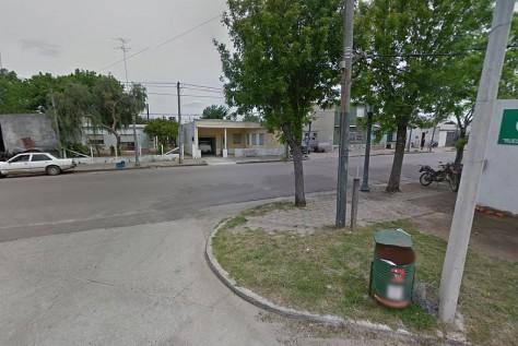 Una esquina de Sarandí Grande. Foto: Google Maps.