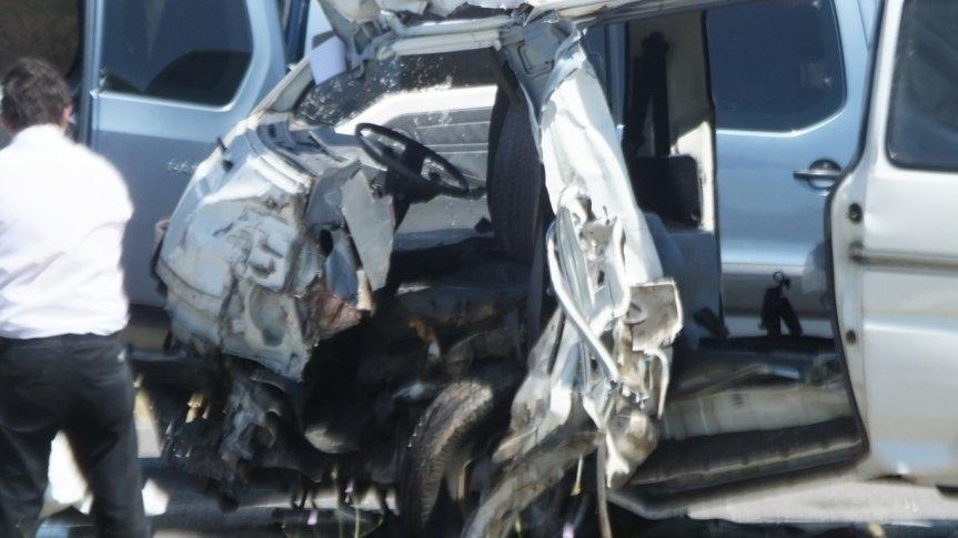 Fatal: chofer que trasladaba fallecido se impactó con camión y tambiénmurió