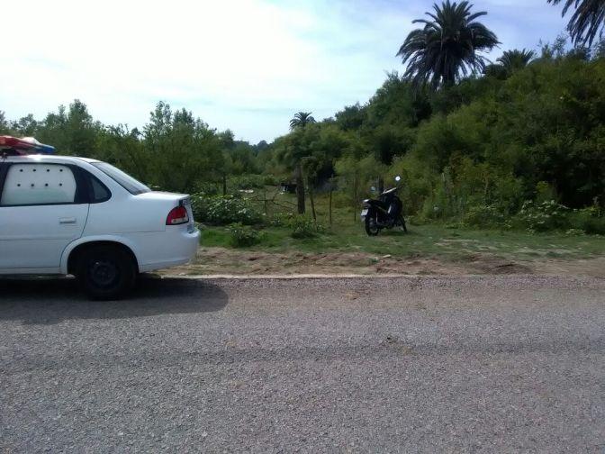 Hallaron muerto a un hombre próximo a camino La Macana