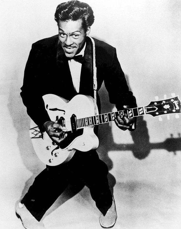 Chuck Berry, uno de los padres del 'rock and roll', murió a los 90años