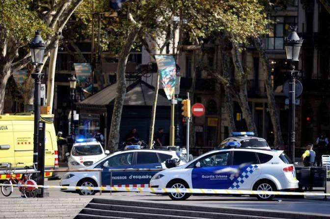 Atentados en España: varios muertos y heridos