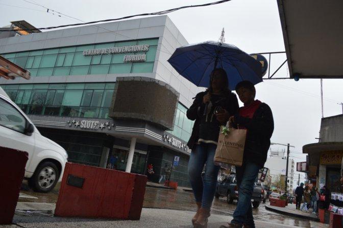 Inumet prevé lluvias intensas para el 25 de Agosto
