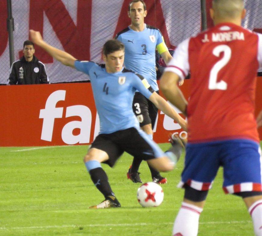 Histórico: con #Valverde Uruguay ganó en Paraguay y se acerca aRusia