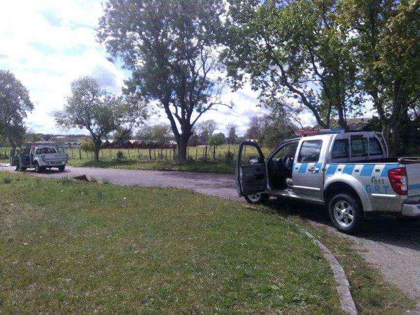 Autoridades investigan hallazgo de un hombre muerto en avenida delCementerio