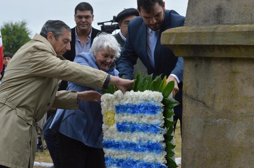 Un grito desde Sarandí: Unión en la espalda y lucha enmano