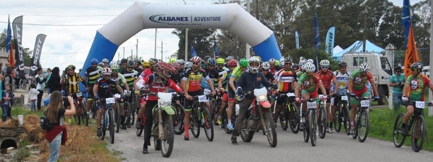 A puro barro y pedal culminó el Campeonato MTBFlorida