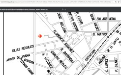mapa senda de paso