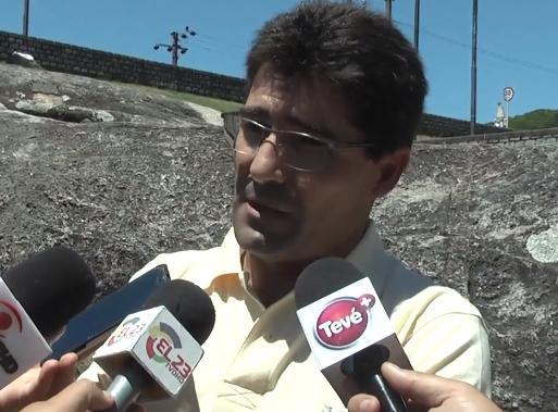 """Corujo sobre traslado de maestros: """"Si cometí una falta, meencanta"""""""