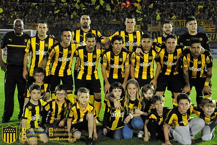 Peñarol Campeón de laAnual