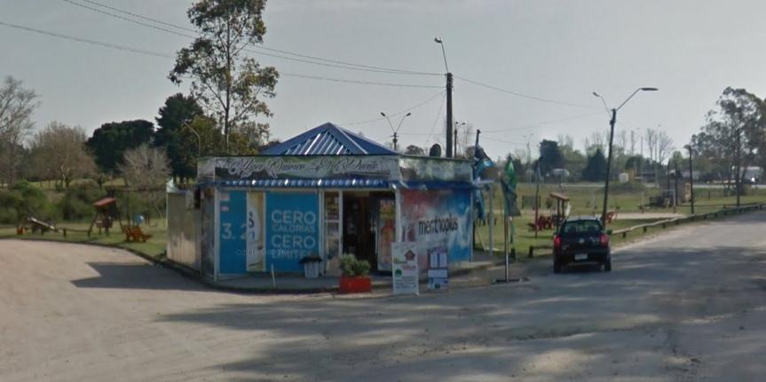 Investigan rapiña en kiosco ElPuente