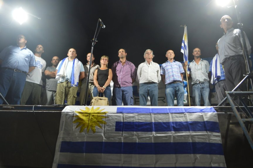 Un Solo Uruguay golpeó fuerte enFlorida