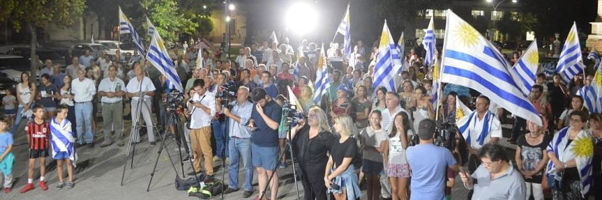 Un Solo Uruguay movió las banderas enFlorida