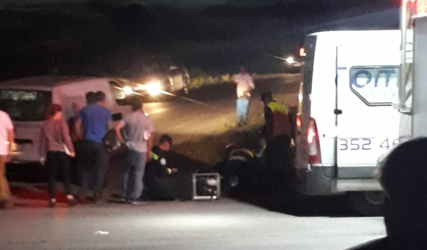 Fatal: un muerto y tres heridos en ruta5