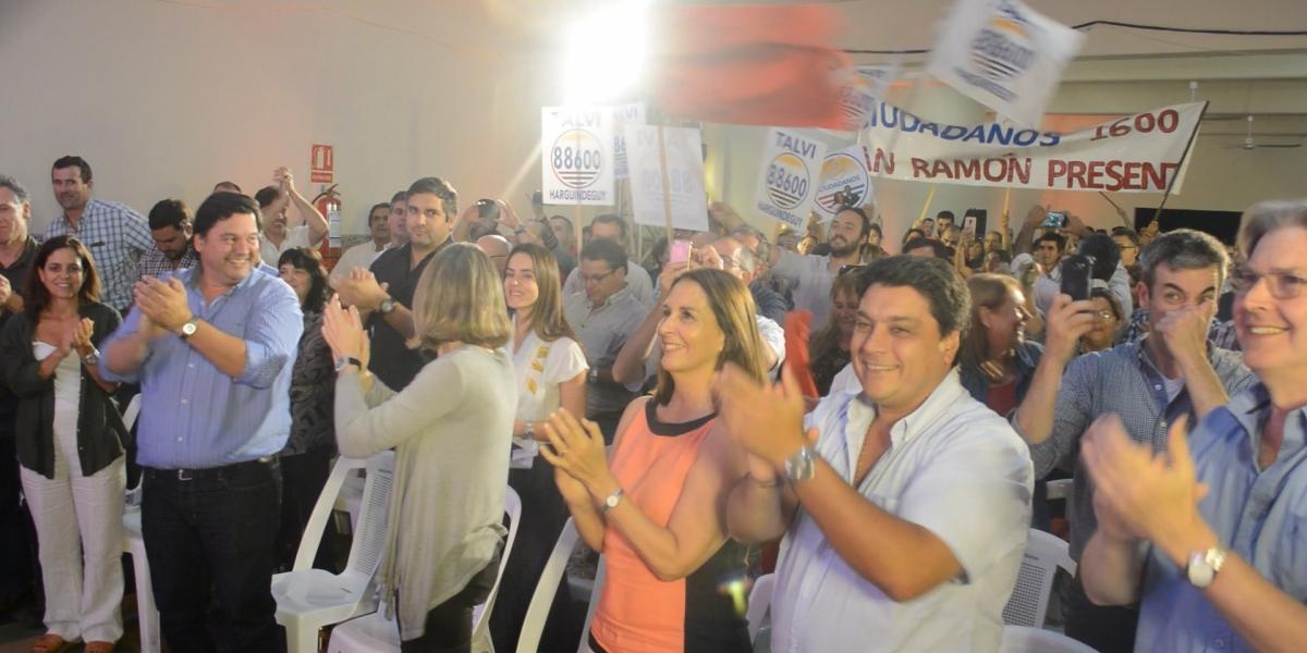 """Talvi relanzó la campaña en Florida: """"elegimos hacer historia"""""""