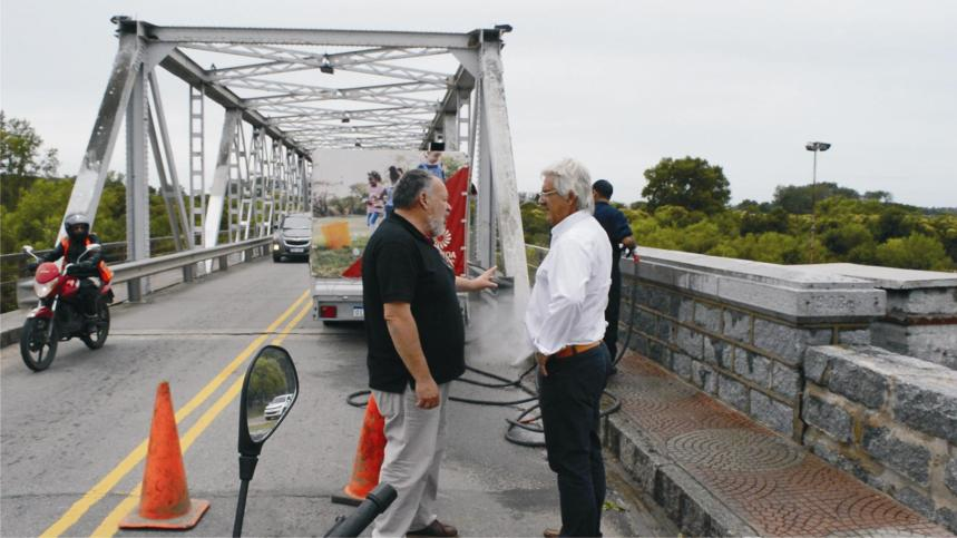 puente hidro