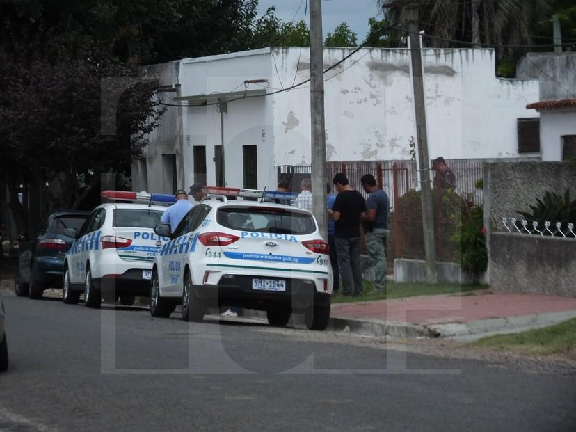 Investigan la muerte de un hombre en calleOribe