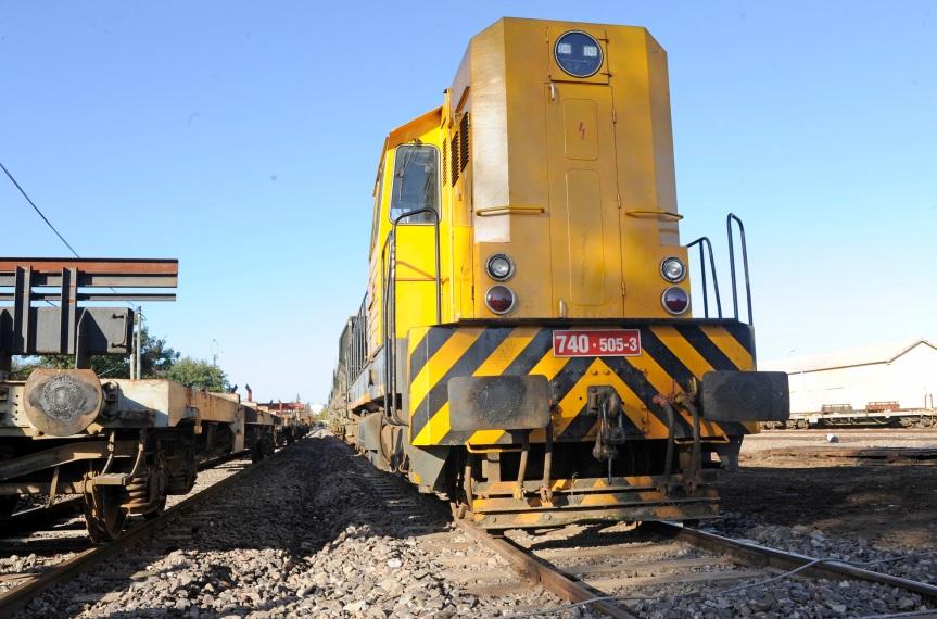 Ferrocarril Central: Florida tendrá obrador delcentro