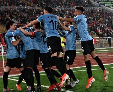 #Panamericanos Uruguay le ganó a Perú por 2 a0
