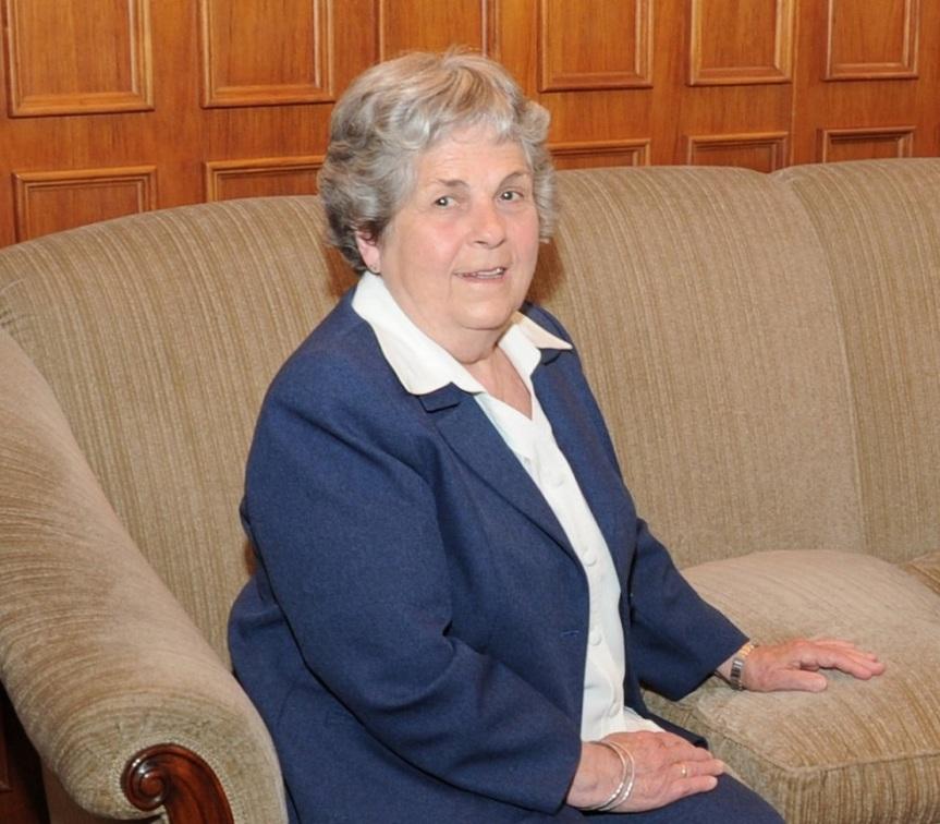 Falleció María AuxiliadoraDelgado