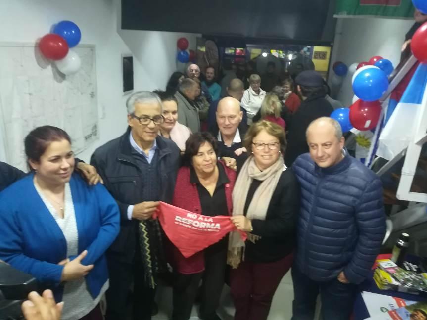 Comunistas 90: Ayala encabeza coalición paradiputación