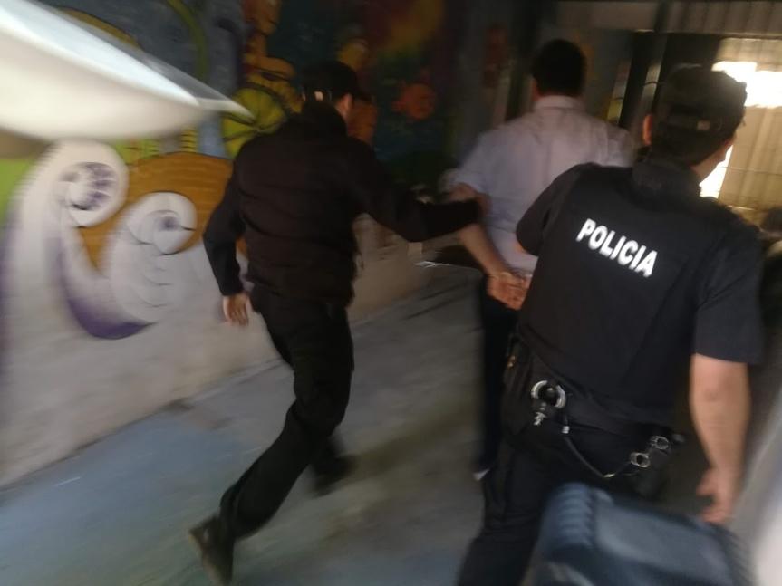 Extendieron medida cautelar para imputado por caso AmparoFernández