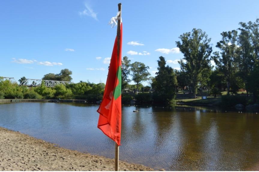 Playa </strong>🏖<strong> con FLORIFORMES y entrada al estilo La Barra. ¡Ahora sí! ¡Florida con nivelesteño!