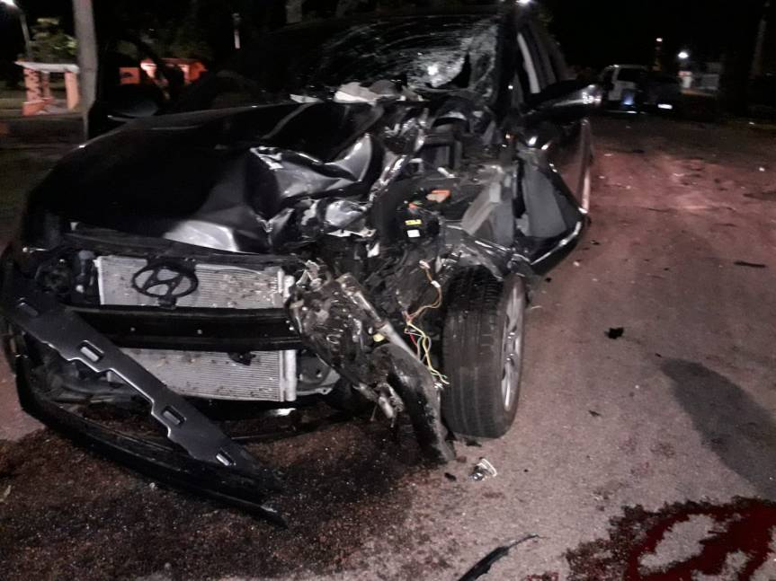 Triste: murió joven motociclista en Prado de Florida, otravez