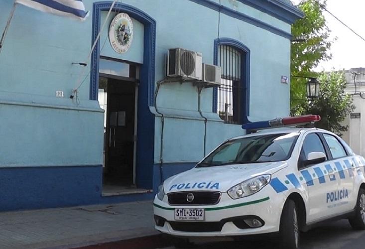 Imprudente y sin papeles en SarandíGrande
