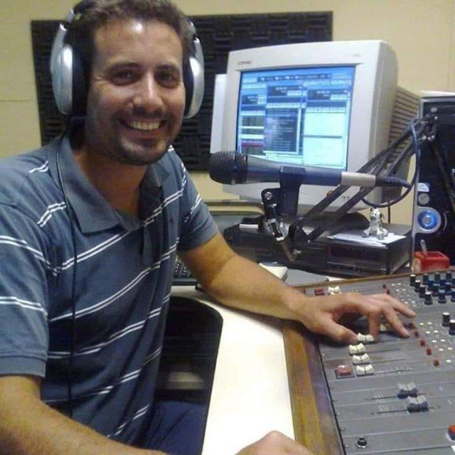 Mauricio Arnajo. Foto: Radio del Oeste