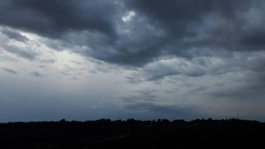 Más lluvias, granizo y lluvia otra vez para lasemana